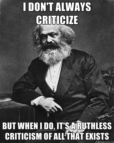 most interesting marx